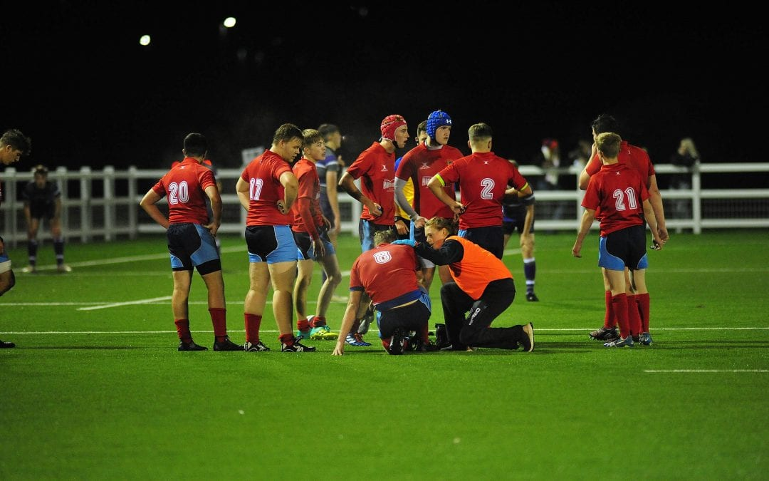 Pitchside First Aid