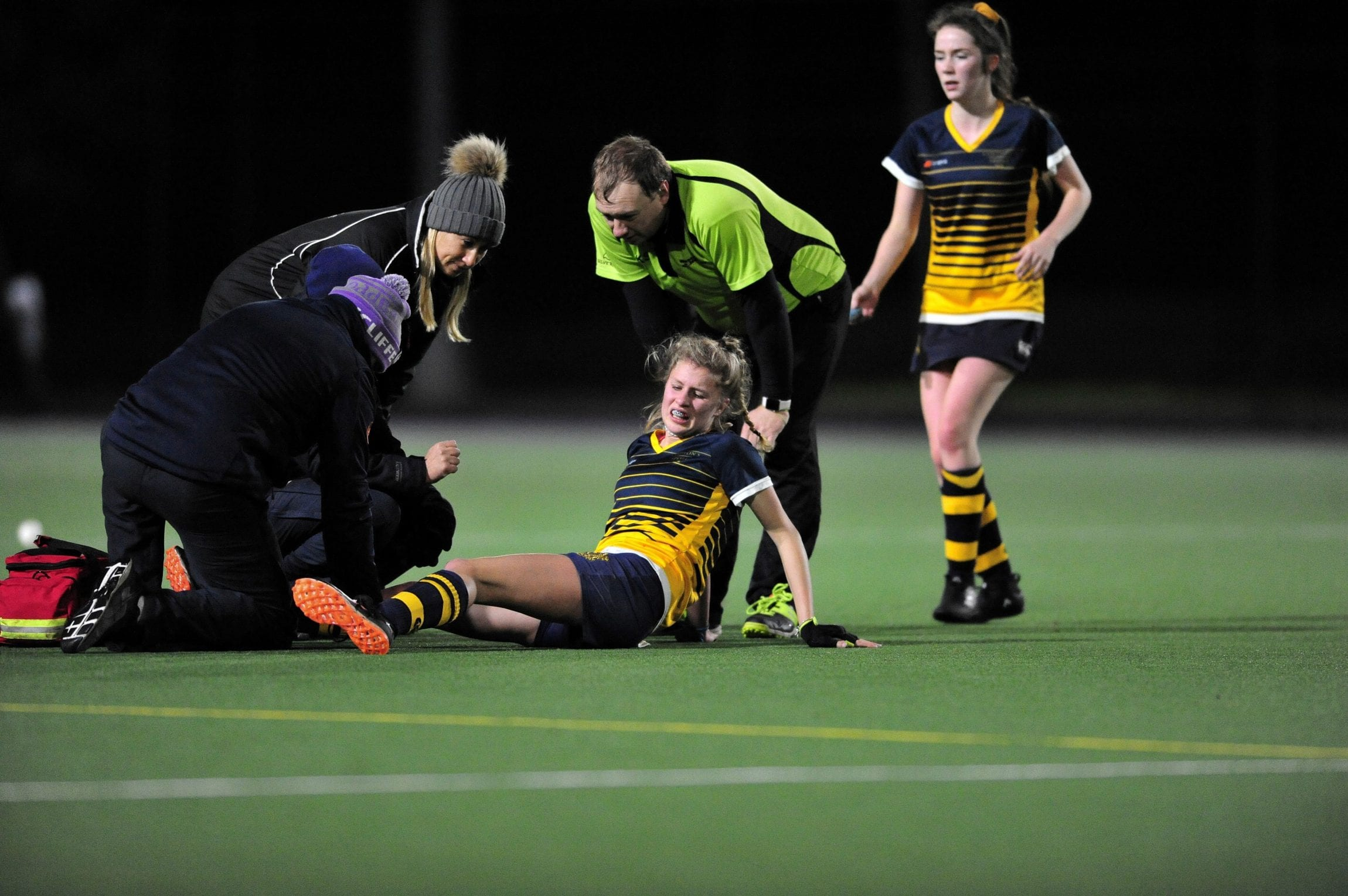 Sports Injury Treatment The Prime Practice Pitchside First Aid